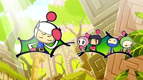 Super Bomberman R 5