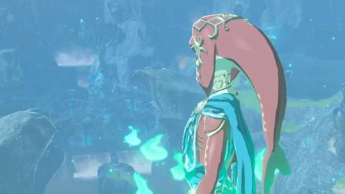 The Legend of Zelda Breath of the Wild Zora