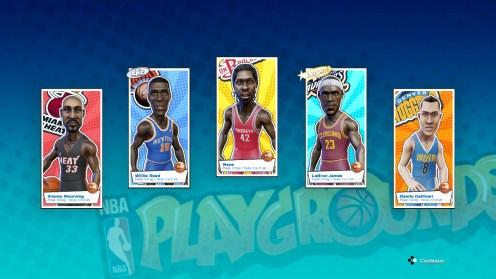 NBA Playgrounds (5)
