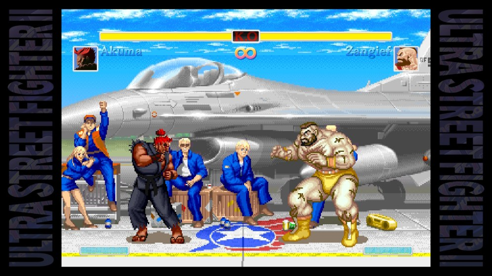 Ultra Street Fighter II The Final Challengers 4