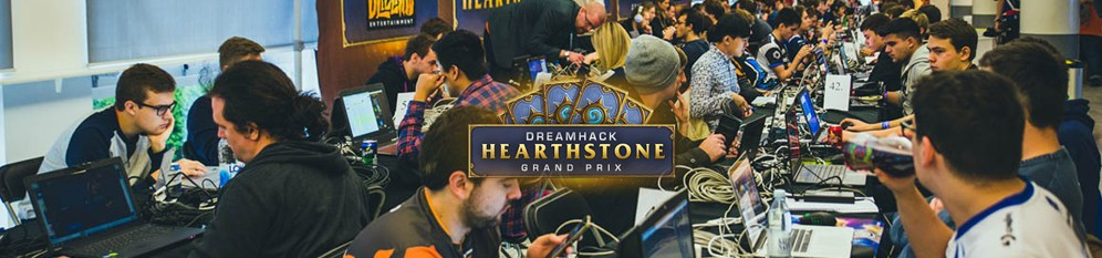 DreamHack 2017 - Hearthstone