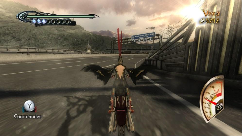 Bayonetta 1 moto