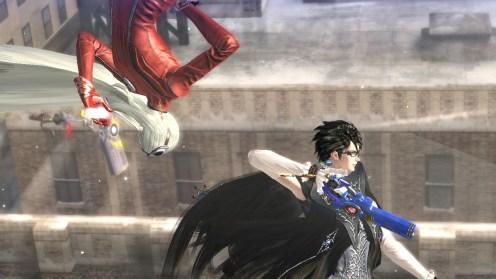 Bayonetta 2 Switch Jeanne