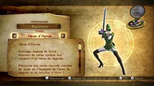 Bayonetta Link
