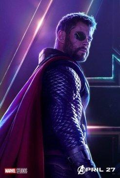 Avengers-Infinity-War-Affiche-Thor