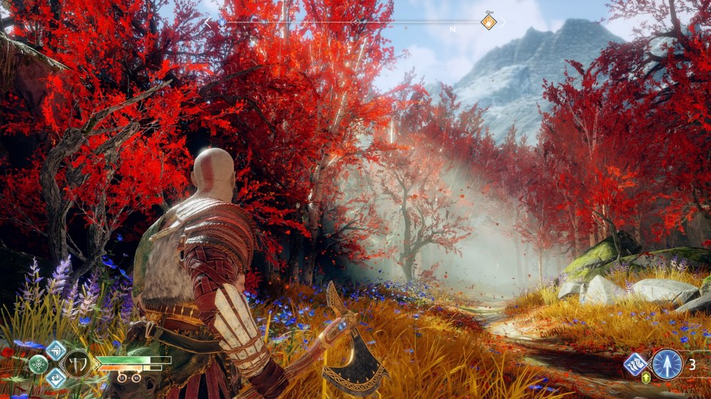 God of War Environnement 1
