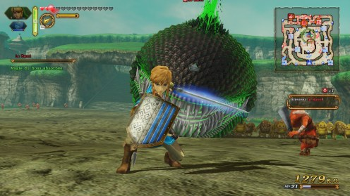 Hyrule Warriors Definitive Edition Link