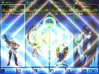 Shin Megami Tensei Strange Journey 12