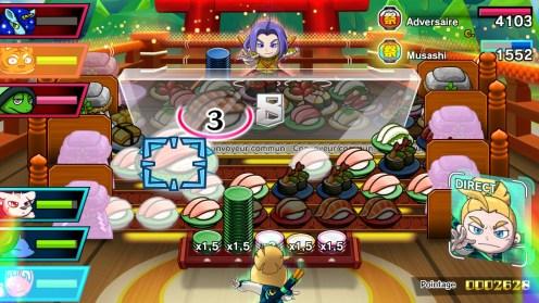 Sushi Striker 1