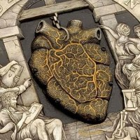 Heart Coin Carved by Roman Booteen is Wild