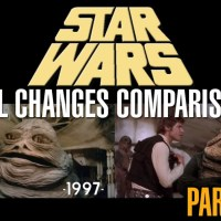 All Changes Made to Star Wars: A New Hope (Comparison Video)