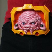 TEENAGE MUTANT NINJA TURTLES Krang Belt Buckle