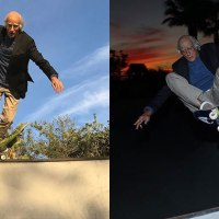 Tony Hawk Dressed Up As Larry David for Halloween and Its Insane!