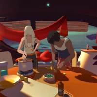 Haven Trailer- Open World Adventure of Two Lovers On a Strange Planet