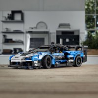 LEGO Revealed McLaren Senna GTR Technic Model