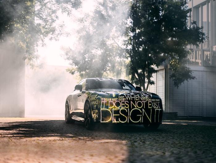 Rolls Royce Spectre