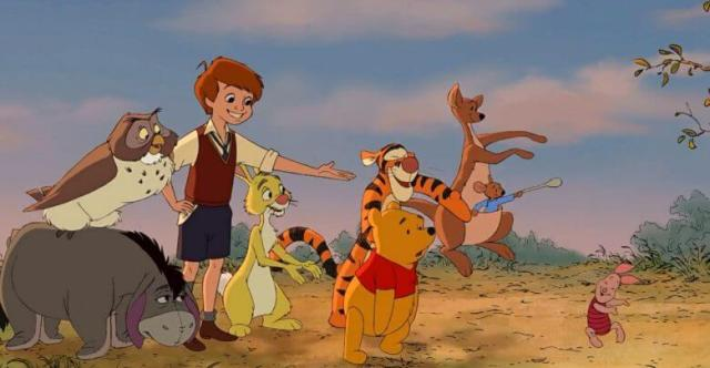 Image result for WINNIE THE POOH (2011)