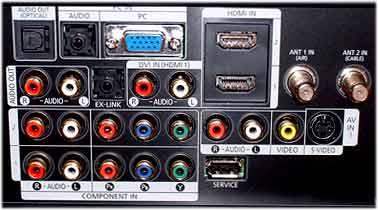 LN-T3242H rear view
