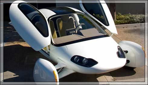 The Aptera Sports Car