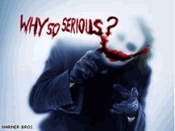 Keith Ledger as The Joker