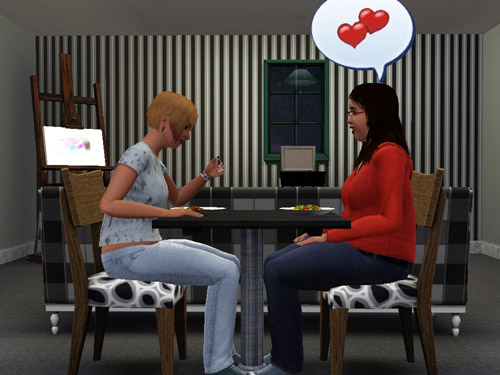 Sims 3 gay sex