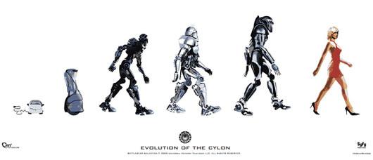 Evolution of the Cylon