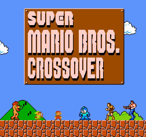 Super Mario Bros. Crossover