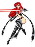 Darth Arielle #2