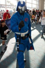Cobra Commander will crush you