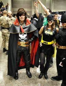 Albator and Batgirl