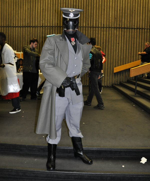 Clockwork Man - Hellboy