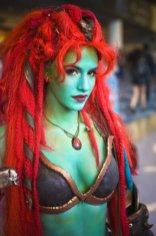 Female Troll Dead Knight - Blizzcon 2011
