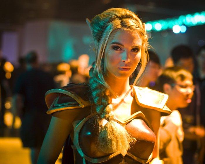 Blood Elf - Blizzcon 2011