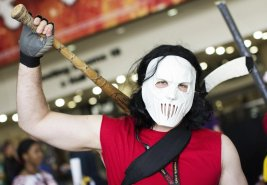 Casey Jones (New York Comic Con 2011)