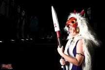 Princess Mononoke - San (photo by http://bgzstudios.com)