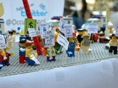 September 2011: Occupy Wall Street movement