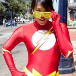 Gender Bent Justice League Flash