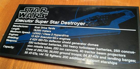 Building The Lego Super Star Destroyer