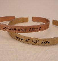 Moon And Sun Bracelets