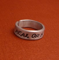Real or Not Real Ring
