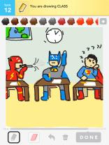 Drawsome Batman-Class