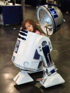R2-D2's Secret Power Source