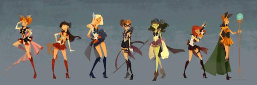 12.06.22 - Sailor Moon Plus Avengers