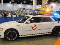Ghostbusters car 2