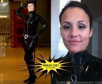 Im ogen Suey as Catwoman