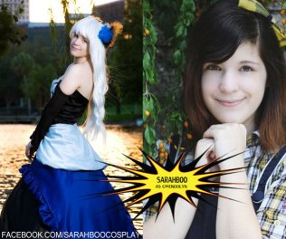 Sarahboo as Gwendolyn from Odin Sphere.