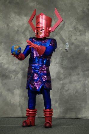 Galactus - SDCC 2012 - Bill Watters