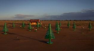 LEGO Forest Broken Hill 6
