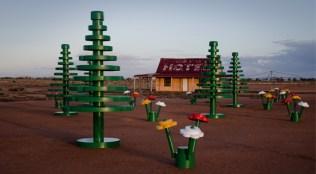 LEGO Forest Broken Hill 7