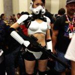 Lady Stormtrooper - Aggressive Comix - San Diego Comic-Con 2012